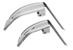 Laryngoskopspatel Q-Blade Kaltlicht mit flexibler Spitze