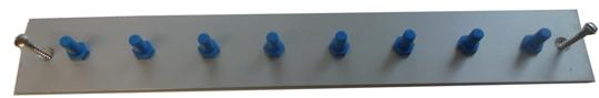 SELECTA Aufsteckleiste mit 2 Schrauben ohne Aufsätze