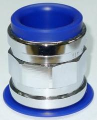 Tischdurchführung für Plattenstärken bis 45 mm
