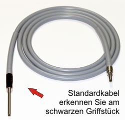 Kaltlichtkabel Standard (verklebt)