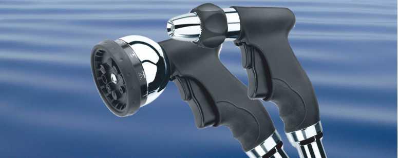 Shark Waschpistolen und Brausen