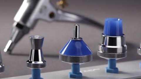 Selecta Aluminiumreinigungspistolen