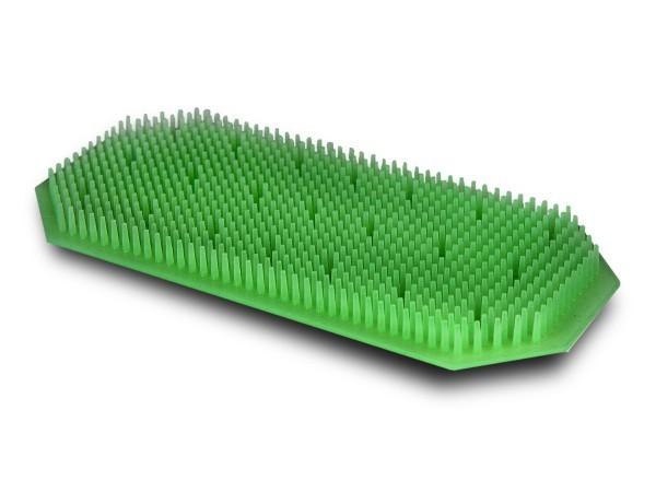 Silikonnoppenmatte 270x125 grün